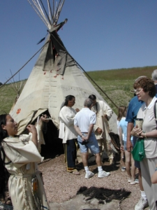 Native American Demonstrations