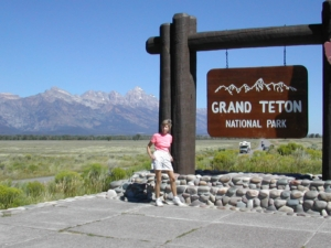 Welcome to the Grand Tetons