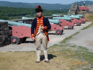 Living History Docent Ft. Ticonderoga