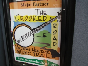 Poster for the Crooked Road