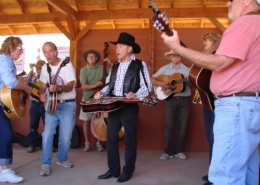 Desert Bluegrass in Tombstone