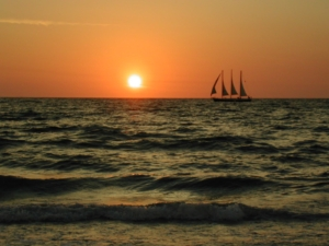 Sunset, Key West