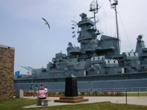 USS Alabama, Mobile, Alabama